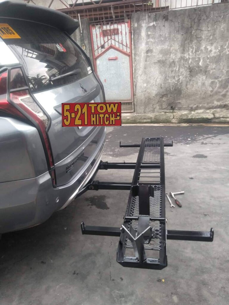 About Us 5 21 TOW HITCH